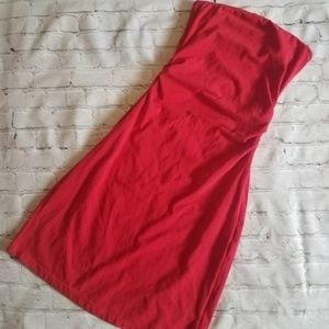 Victoria's Secret Strapless Dress